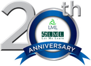 20th Anniversary Logo with LML and LML Malta logos contained