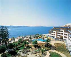 Dolmen Resort, in Qawra, Malta
